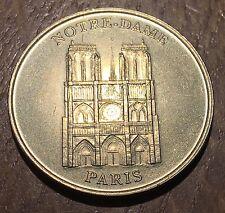 MEDAILLE TOURISTIQUE MDP NOTRE DAME DE PARIS 2002 (197)
