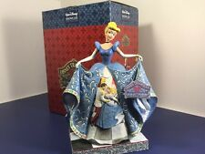 JIM SHORE WALT DISNEY STATUE ENESCO NIB BOX CINDERELLA ROMANTIC WALTZ FIGURINE