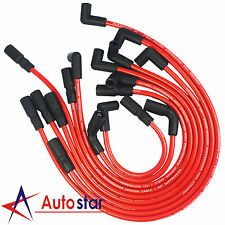 Spark Plug Wires Set For GMC Jimmy Sonoma Safari 1995-2001 Vortec V6 4.3L 262