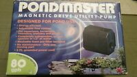 Danner Pondmaster Utility Pump 02520 80 GPH