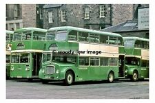 pt7612 - Eastern Scottish Bus AA952 in Edinburgh - photograph 6x4
