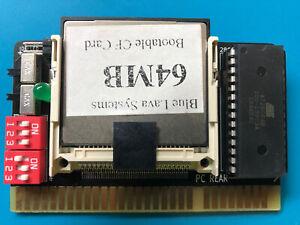 XT-CF-Mini Bootable 8-bit ISA CF Card Interface - XT-IDE