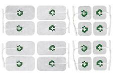 16 elettrodi Tesmed mm. 50x50 + 16 elettrodi Tesmed mm. 50x100, formula all body
