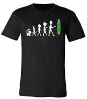 Rick & Morty Evolution Inspired Men's Comedy T-Shirt