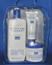 Avon Moisture Therapy Intesive Set w/tote (2000) Vintage