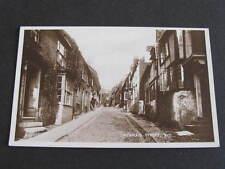 Mermaid Street Rye UK Postcard
