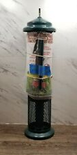 New listing Brome Squirrel Proof Buster Peanut Plus Weight Controlled Bird Feeder New In box