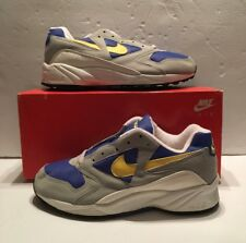 Vintage Nike Air Icarus Extra Blue/yellow/grey 7