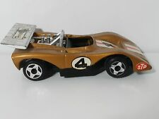 Voiture miniature 1/43 Polistil LOLA T222 CAN AM Jouet vintage Made in Italy
