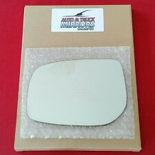 NEW Mirror Glass 06-11 TOYOTA YARIS SCION xD Driver Left Side LH ***FAST SHIP***