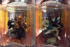 Collections Of Skylanders Giant Fright Rider, Original and Golden
