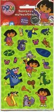 Dora the Explorer and Friends - 2004 Sandylion Stickers - sealed package