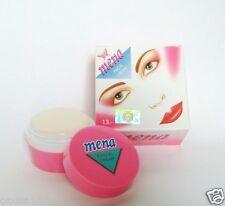 Mena Whitening Acne/ Dark Spot Blemish Original Thai Facial Cream 3g./0.1oz.