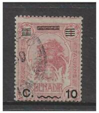 Somalia - 1926, 10c on 1a stamp - G/U - SG 70
