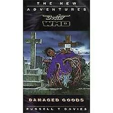 Dr Doctor Who New Adventures Book - DAMAGED GOODS - (Mint New) Russell T Davis