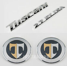 2003-2006 Hyundai Tuscani Tiburon ELISA 2.7 Emblem set 86320-2C000 86330-2C000