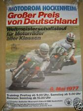 Ducati motorcycle/Classic Original '77 race print/Preis