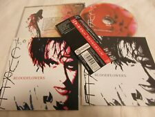 THE CURE / BLOODFLOWERS / JAPAN LTD CD OBI