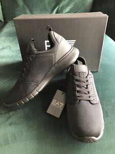 Emporio Armani Sneaker Gr. 45 Herren UVP: 229€