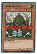 Yu-Gi-Oh: GOLEMDRACHE , common , NEU