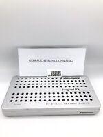 Straumann Dental ITI System Surgical Kit Sterilisations Kassette gebraucht