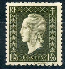 STAMP / TIMBRE FRANCE NEUF N° 690 ** MARIANNE DE DULAC
