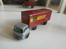 Matchbox Lesney Major Pack Bedford Tractor + York Freightmaster in Grey/Red