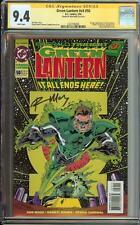 GREEN LANTERN V3 #50 SS CGC 9.4 1ST APP KYLE RAYNER AS GL DEATH KILOWOG