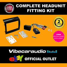 Connects2 CTKFT10 Fiat Ducato 2014 > Car Stereo Complete Double Din Fitting Kit