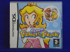 ds SUPER PRINCESS PEACH Mario & Friends Adventure Lite DSi 3DS Nintendo PAL UK