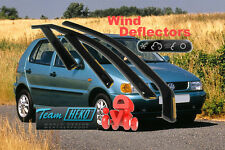 Volkswagen Polo 1994 - 2001 HATCHBACK  Wind deflectors 4.pcs  HEKO  31119
