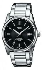 Casio Herren-Armbanduhr BEM-111D-1AVEF Edelstahl