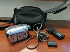 Sony Handycam Dcr-Trv260 Digital 8 Camcorder- Record Transfer Watch Tapes
