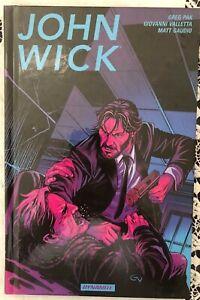 John Wick Dynamite Graphic Novel Comic Book comic book