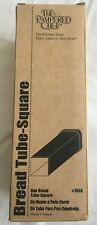 NEW The Pampered Chef Square Bread Tube #1555 - Includes Instructions & Recipes