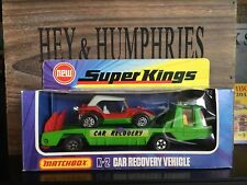 Matchbox Super Kings K-2D2.Version mint 1.OVP excellent from 1977