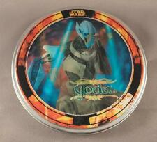 Star Wars Yoda Holographic Image M&M Candies Tin
