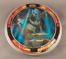 Star Wars Yoda Holographic Image M&M Candies Tin
