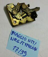 sella serratura chiusura  piaggio nrg ntt typhoon 50cc 2t