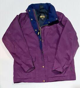 Snowgum Gore-Tex Jacket Size 18 Waterproof