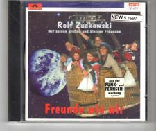(HP882) Rolf Zuckowski, Freunde wie wit - 1995 CD