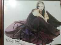 Chely Wright Musician Autograph 8 X 10