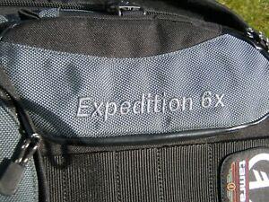 Tamrac Expedition 6X - Camera & Kit Backpack - Excellent bag