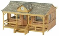 Metcalfe PO410 OO/HO Gauge Wooden Pavillion Card Kit