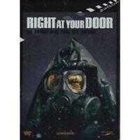 RIGHT AT YOUR DOOR (STEELBOOK) DVD TRHILLER NEU