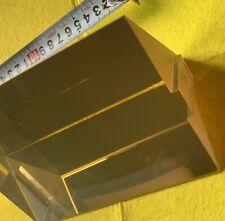 Zerodur Right Angle Mirror 160(L) 120(W) 60(H) mm