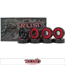 Rush Hybrid Titanium Ceramic Combination Skateboard Bearings