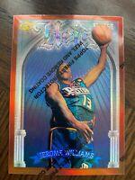 1996-97 Finest Refractors #239 Jerome Williams B Junk Yard Dog !!