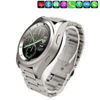 Bluetooth Wrist Smart Watch For Samsung Galaxy S7 S6 S5 S4 I9500 LG G3 G4 Huawei