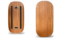 Skin Decal Wrap for Apple Magic Mouse 1 Smart Mouse Graphic Protector WOOD GRAIN